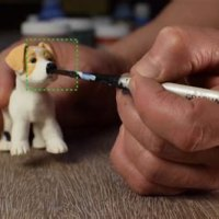 How To Make A Cute Puppy Out Of Clay